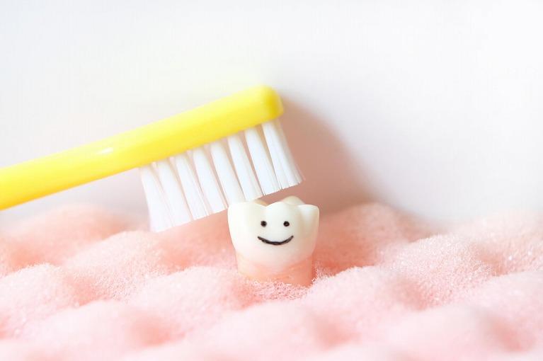 むし歯から子供を守るために