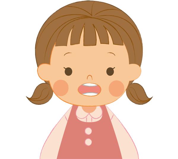 子供の歯並びの影響